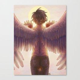 Jericho Angel Canvas Print