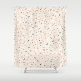 Terrazzo AFE_T2019_S3_6 Shower Curtain