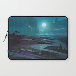 Dark Valley Laptop Sleeve
