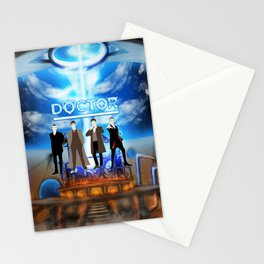 The Doctor Shine Stationery Cards