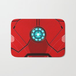 IRON MAN Iron man Body Armor Bath Mat