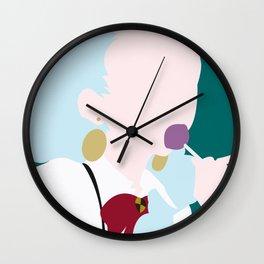 Nona Wall Clock