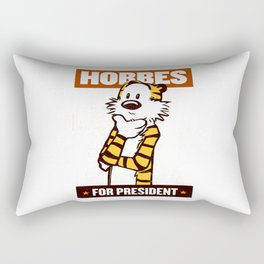 the hobbes Rectangular Pillow