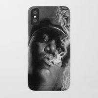 tupac iPhone & iPod Cases featuring It Was All A Dream... by Claras Blackbook