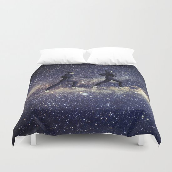 Running Duvet Cover