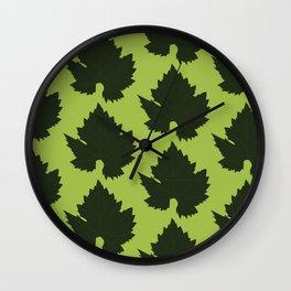 Genuine light Wall Clock