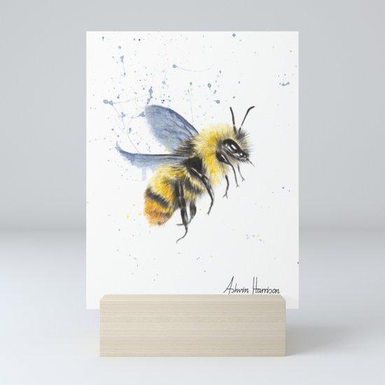 Sun Bee by ashvinharrison