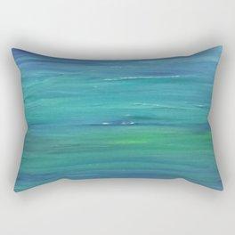 Ocean Depths 3 Rectangular Pillow