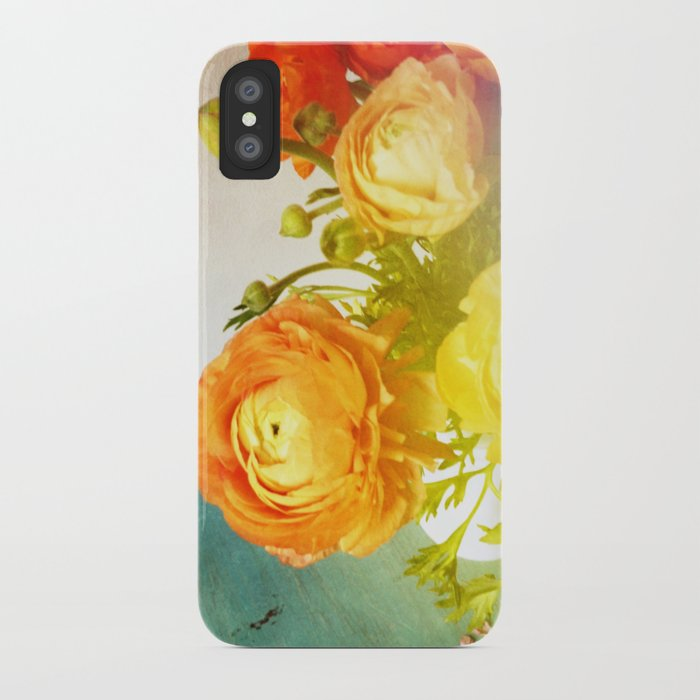 Her Heart Was Always Happy iPhone Case