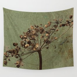 Grunge Seeds Wall Tapestry