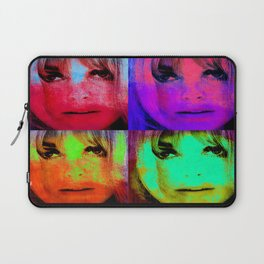 Sharon Tate Laptop Sleeve
