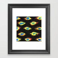 Day 232, Year 1 | #margotsdailypattern Framed Art Print