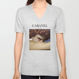 Cabanel - Fallen Angel Unisex V-Neck