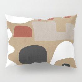 Abstract Shapes 5 Pillow Sham