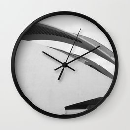 C A L A T R A V A | architect | City of Arts and Sciences Wall Clock