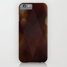 Bokeh Triangle iPhone 6s Slim Case