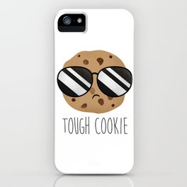 Tough Cookie iPhone Case