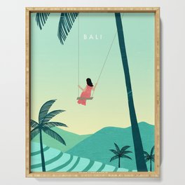 Bali Serving Tray