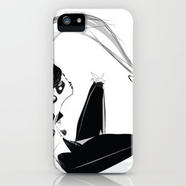 Jimmy - Emilie Record iPhone Case