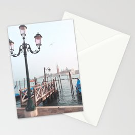 Venetian evening Stationery Cards