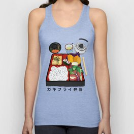 Japanese Bento Box Unisex Tank Top