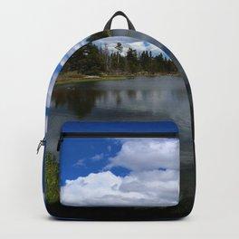 Sprague Lake Reflection Backpack