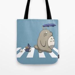 Ghibli Road [Colored] Tote Bag