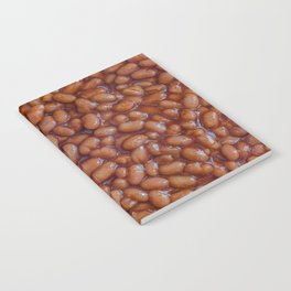 Baked Beans Pattern Notebook