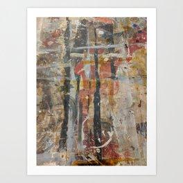Surfaces.08 Art Print