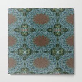 A New Cellular Grid Patern 4 Metal Print