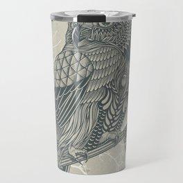 Owl King Travel Mug