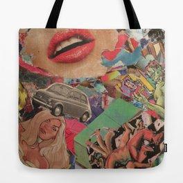 Kisses Don't Kill Tote Bag