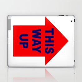 This way up 04 Laptop & iPad Skin