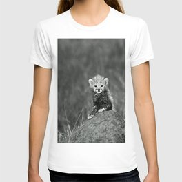 BABY - TIGER - NATURE - LANDSCAPE - ANIMALS T-shirt