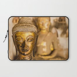 Wat Si Saket Buddhas XII, Vientiane, Laos Laptop Sleeve