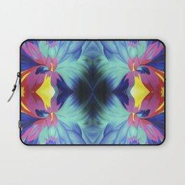 Trippy Flower Laptop Sleeve