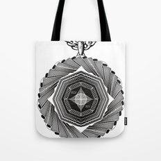 Spirobling VIII Tote Bag