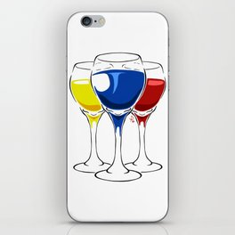 Primary Tastes iPhone Skin
