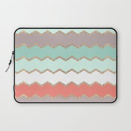 AVALON CORAL MINT Laptop Sleeve