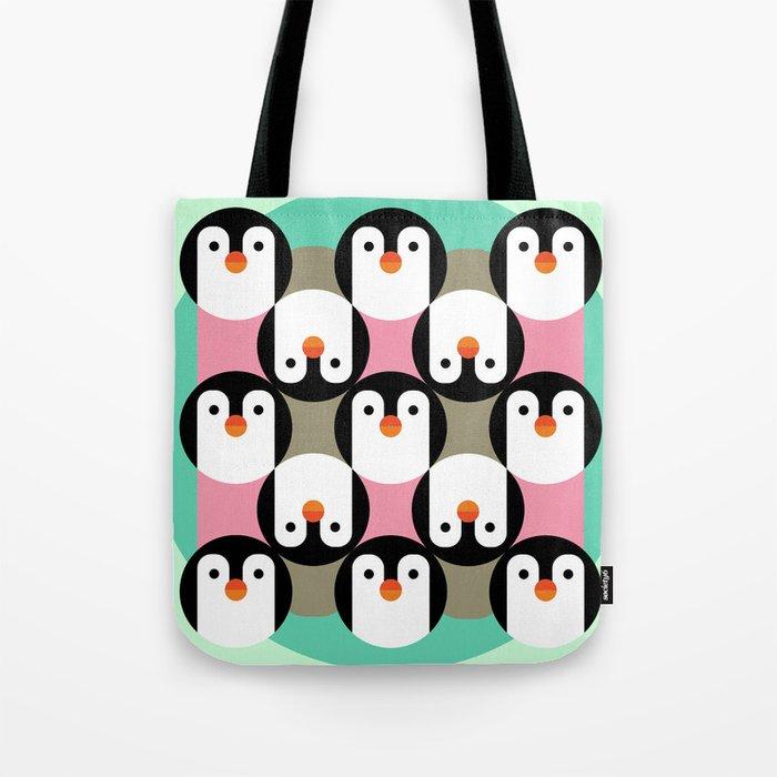 PenguinGame Tote Bag