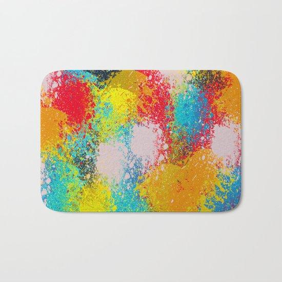 Abstract 30 Bath Mat
