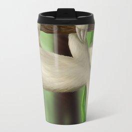 Just slothin' Metal Travel Mug