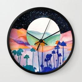La noche nos engaña Wall Clock