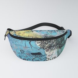 Society Killed the Teenager Fanny Pack