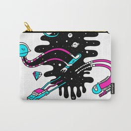 Space Chaos Carry-All Pouch