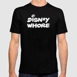 Disn*y whore T-shirt