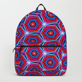 Synapse Pattern Backpack