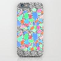 Pastel Blast Slim Case iPhone 6