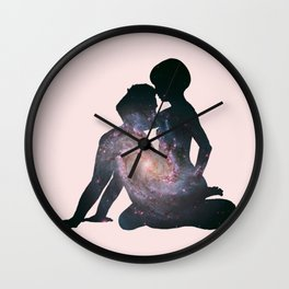 Universe in everything Wall Clock