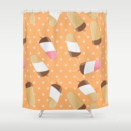 Ice cream 007 Shower Curtain